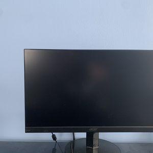 Acer 21.5 inch 75hz monitor (1920 x 1080) for Sale in Little Egg Harbor Township, NJ
