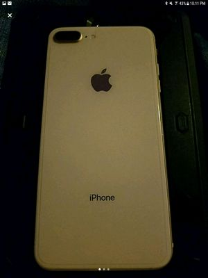 Iphone 8 plus !!LOCKED!! for Sale in Oxnard, CA