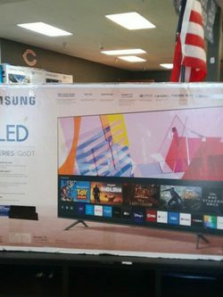 """2020 70"""" SAMSUNG Q6 WITH SMART FEATURES BUILT IN. TV IS IN BOX WITH WARRANTY , 899 CASH OUT THE DOOR. TAX ALREADY IN PRICE for Sale in Glendale,  AZ"""