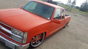 94 chevy Silverado bagged for Sale in Fresno, CA
