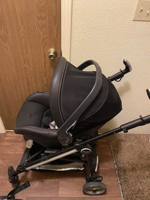 Peg Perego car seat and stroller for Sale in Carmichael, CA