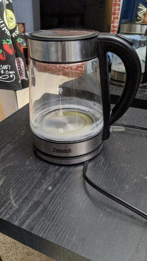 Electric Kettle for Sale in Springfield, VA