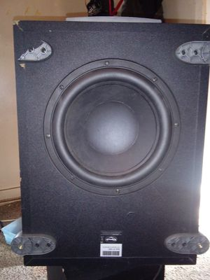 Low bass subwoofer for Sale in Wichita, KS