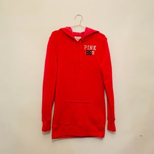 Victoria's Secret Pink pullover Hoodie Women's Medium for Sale in Silver Spring, MD