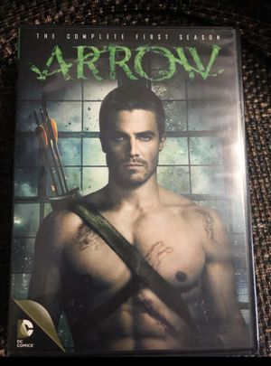 ARROW ( seasons 1-2-3)-Dvd-serie for Sale in Tamarac, FL