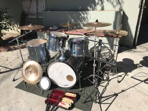 DRUM SET COMPLETE for Sale in Irwindale, CA