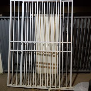 patio door gate for Sale in Westminster, CA