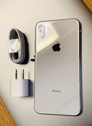 iPhone XS Max 256GB Factory Unlocked for Sale in New York, NY