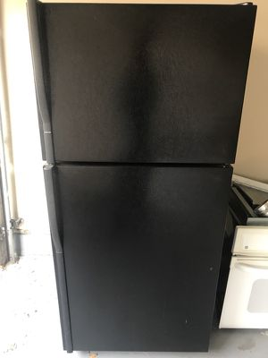 Kenmore black refrigerator for Sale in Houston, TX