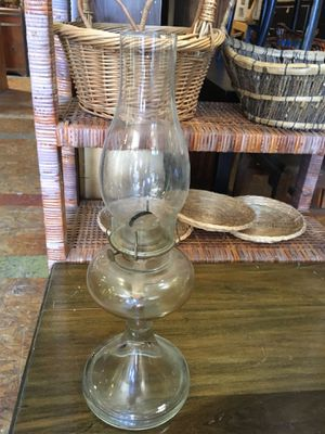 Antique vintage oil lamp for Sale in San Diego, CA