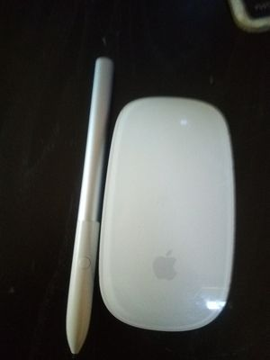 Apple wireless Mouse for Apple laptop and you have wireless pen for your touch screen laptop for Sale in Washington, DC