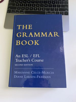 Grammar book for Sale in San Francisco, CA