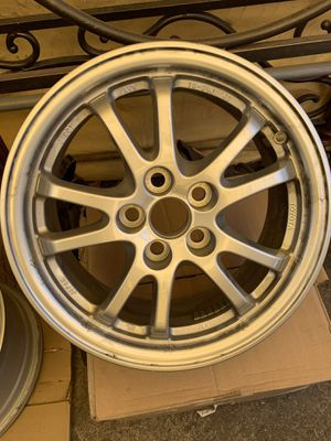 Rims only sizes 15 no scratch or damage clean Toyota Prius and Toyota Corolla fit any car for Sale in Hayward, CA