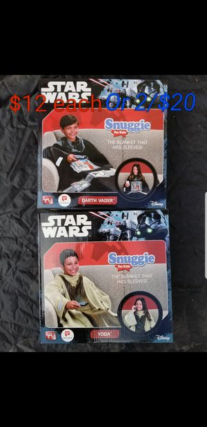 New star wars snuggie for Sale in Las Vegas, NV
