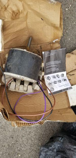 Condenser fan motor for Sale in Olathe, KS
