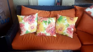 3 Pier One Outdoor Throw Pillows for Sale in Phoenix, AZ