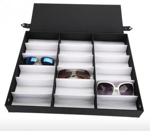 Eyeglass display and storage case - 18 slots for Sale in North Potomac, MD