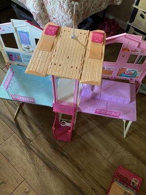 Barbie house/doll house for Sale in Eustis, FL