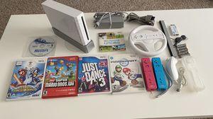 Wii console bundle for Sale in Lincoln, NE