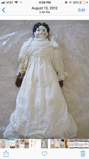 Antique German Doll Porcelain. Early 1900's. for Sale in Boca Raton, FL