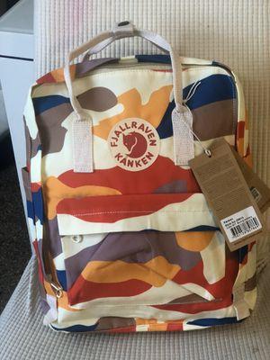 Fjallraven Kanken backpack multicolor for Sale in Miami Beach, FL