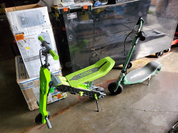 Viro electric scooter bike 2 in 1