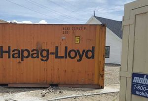 Great Deals on Used 20' SD Storage Containers for Sale in Brimfield, IL