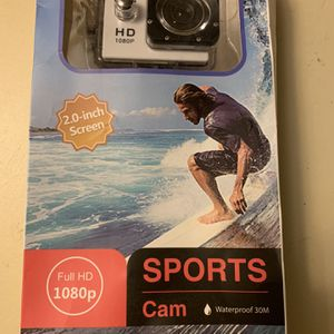 Sports camera for Sale in Haines City, FL