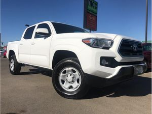 2016 Toyota Tacoma Double Cab for Sale in Madera, CA