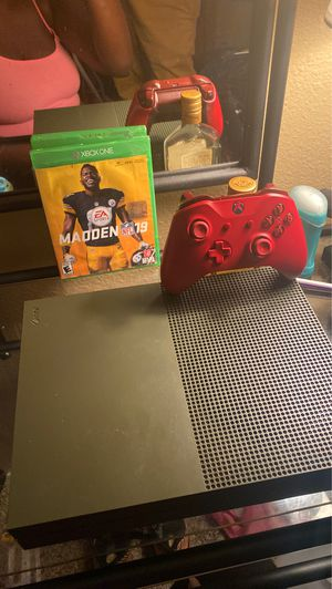 XBOX 1s for sell 180$ for Sale in Houston, TX