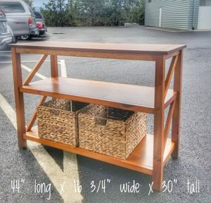 Console/ Sofa Table for Sale in Bend, OR