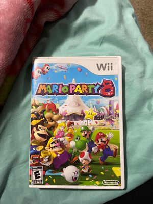 Mario Party 8 Wii for Sale in Edgewood, WA