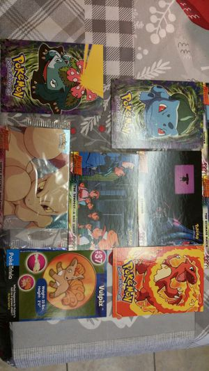 Pokemon cards 1998 for Sale in Weirton, WV
