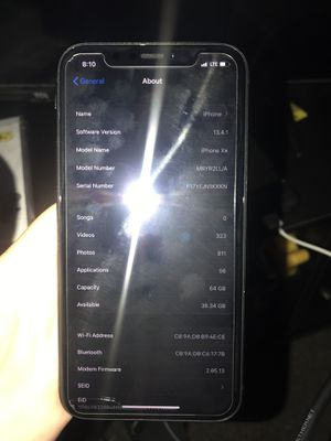 iPhone XR for Sale in West Hartford, CT