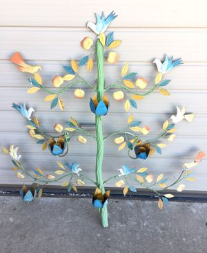 TREE CANDLE HOLDER 4'ft x 4'ft for Sale in Glendale, AZ