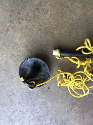 Small boat anchor rubber coated for Sale in Waterford Township, MI