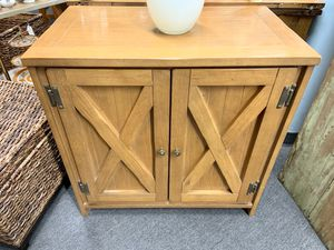 Small Rustic Cabinet for Sale in Mesa, AZ