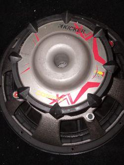 Kicker 12vr Dual 40 Voice Coils for Sale in San Jose,  CA