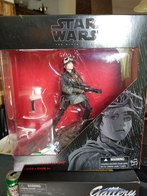 Sergeant Jyn Erso action figure for Sale in Belle Vernon, PA