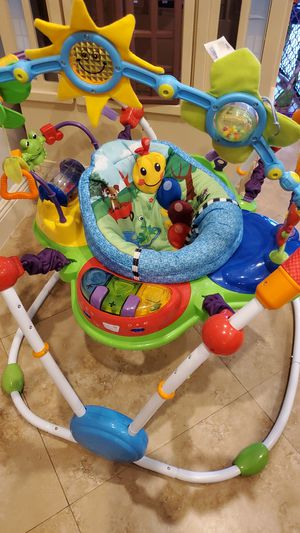 Baby Einstein Neighborhood Activity Jumper for Sale in Delray Beach, FL