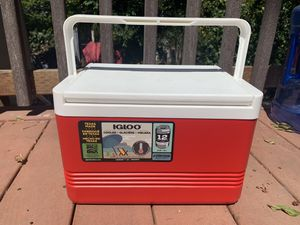 Igloo cooler for Sale in Richmond, CA