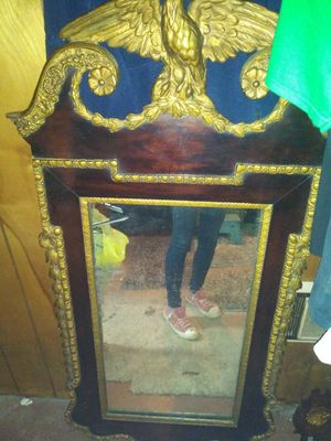 Presidential antique mirror for Sale in West Columbia, SC
