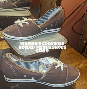 Women's heeled Converse for Sale in Groveport, OH