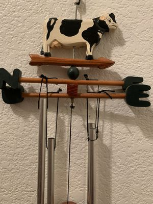 North East West South Cow Wind Chimes for Sale in Aurora, CO