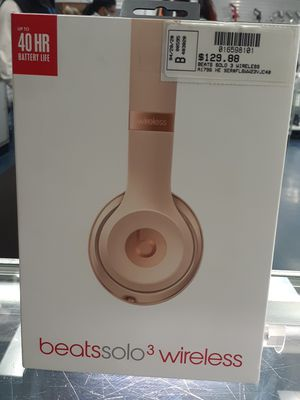 Beats Solo Wireless for Sale in Durham, NC