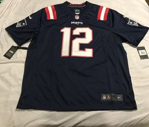 Tom Brady Jersey New England Patriots for Sale in Los Angeles, CA