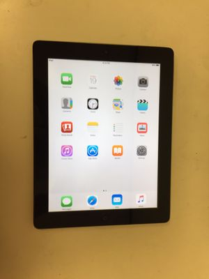 Apple ipad 2 32gb wifi with charger good condition for Sale in Houston, TX