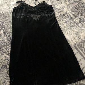 Ralph Lauren Black Velvet Dress New !! for Sale in Fairfield, CT