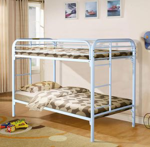 WHITE BUNK BED for Sale in The Bronx, NY