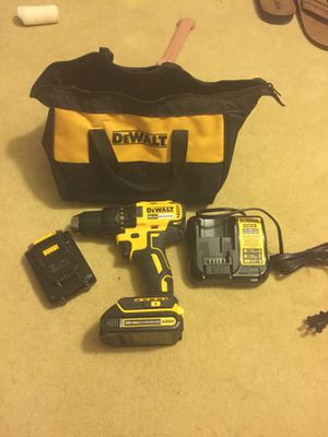 DEWALT 20volt brushless drill. NEVER BEEN USED. for Sale in Windham, ME